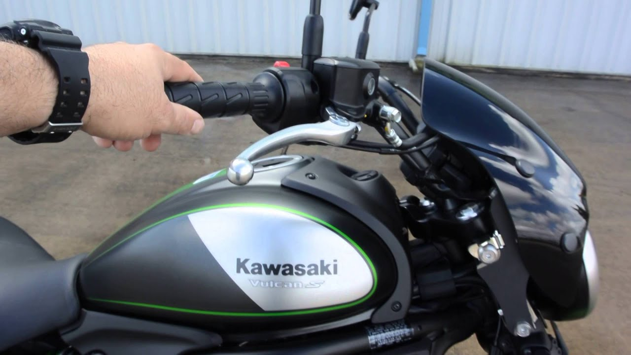 $7,999: 2016 kawasaki vulcan s cafe abs overview and reveiw - youtube