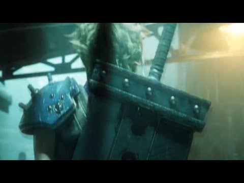 Final Fantasy 7 Remake E3 2015 Game Trailers (Sony Press Conference) HD