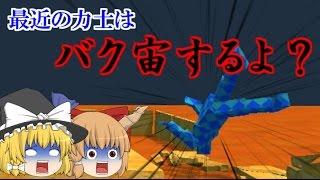 【ゆっくり実況】負けたら罰ゲーム!魔理沙と一緒にsumotori!