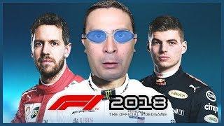 ΟΔΗΓΟΣ ΓΙΑ ΚΛΑΜΑΤΑ! (Formula One 2018)