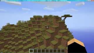 Semilla o seed para minecraft 1.7.2 (Arboles Nuevos) [SOLO MC 1.7.2]