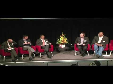 Understanding research impact on policy panel discussion at ANU / Harvard Symposium