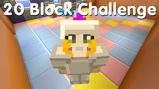 Minecraft PS4 - 20 Block Challenge - Pot Planter (18)