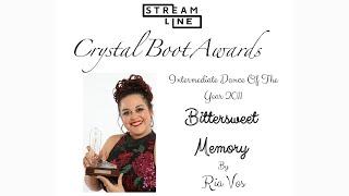 BITTERSWEET MEMORY LINE DANCE (MICHELLE RISLEY) STREAMLINE WEEK 13