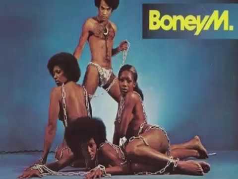BBONEY M  - DADDY COOL  1976