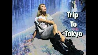 ПОЕЗДКА в ТОКИО: ШОПИНГ, TeamLab и самый большой ДЕТСКИЙ магазин