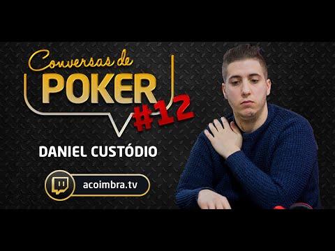 Conversas de Poker #12: Daniel Custódio | André Coimbra
