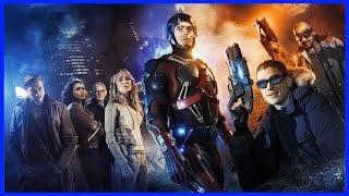 Легенды завтрашнего дня DC's Legends of Tomorrow (2016) Обзор сериала