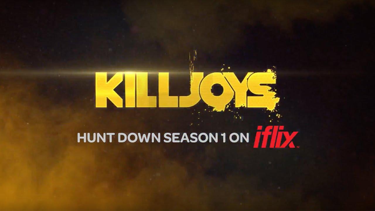 Download Killjoys Season 1 Trailer