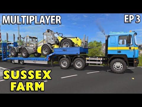 NEW TRUCKS! | SUSSEX FARM