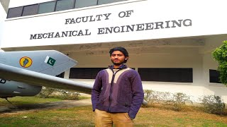 Top Rank University GIKI Mechanical Department