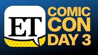 Comic-Con 2018 Day 3   ET LIVE thumbnail