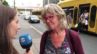Fliegerbombe in Dresden - Nach Detonation endlich Entwarnung