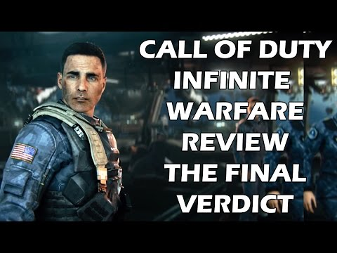 Call of Duty Infinite Warfare Review - The Final Verdict