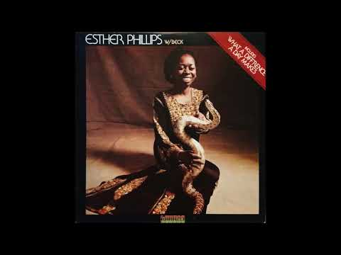 Esther Phillips W/ Beck - What A Diff'rence A Day Makes [FULL ALBUM] LP - 1975