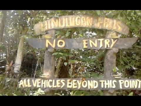 Hinulugan falls trip