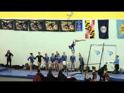 Emily Carey - Northeast Gymnastics Academy - Uneven Bars - 2016 Hills Maryland Classic