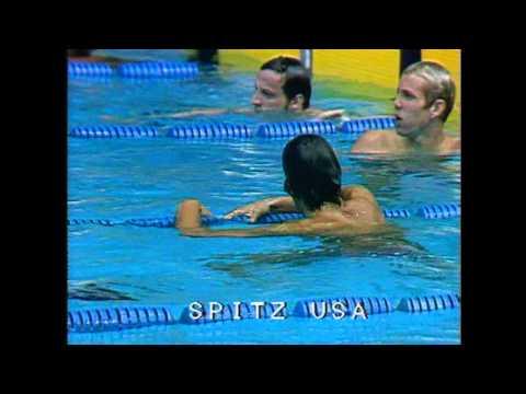 Mark Spitz - supreme Olympian