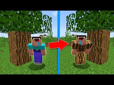 Как скрафтить деревянную броню в майнкрафте