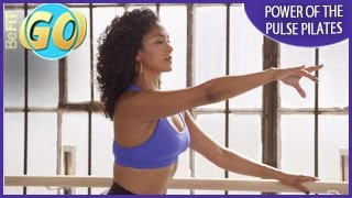 Pilates Workout: 15 Min Power of the Pulse- BeFiT GO