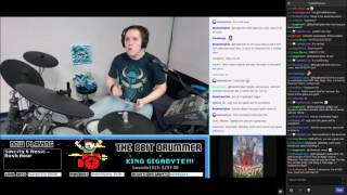 The8BitDrummer Covers SimCity 4 - Rush Hour