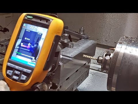 Machining Tool Holder Test  Part 2: Dynamic Milling with Walter Tools MD133