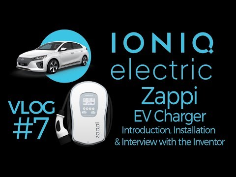 Zappi - charge your EV for free with surplus solar/wind power