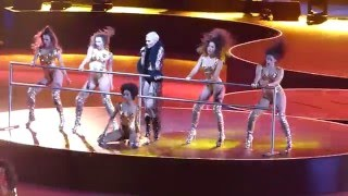 Art on Ice 2016, Finale, All skaters & Jessie J: Bang bang