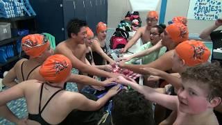 Stoughton High Swimming Highlights (2017-2018 Season)