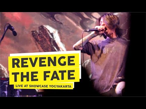 [HD] Revenge The Fate - Kashmir (Live at Showcase Februari 2018, Yogyakarta)