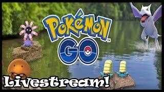 Abenteuerwoche - Gesteinsevent FÄNGT um 22:00 Uhr an! Livestream! Pokemon Go!