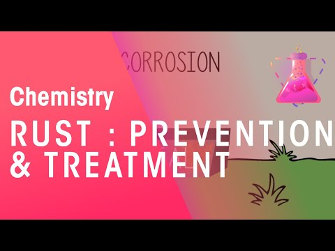 Rust : Prevention & Treatment | Environmental Chemistry | Chemistry | FuseSchool