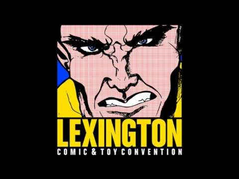 Drew Curtis at Lexington Comic Con - YouTube