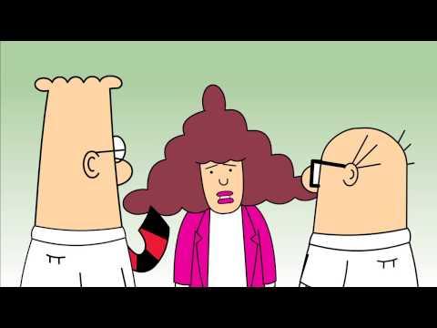 Dilbert: Alice's Budget