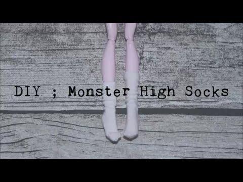 Tutorial Monster High Doll