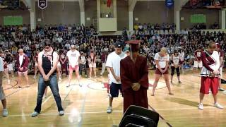 Mercer Island High School Senior Assembly Dance