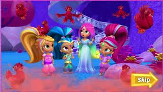 Cartoon. Walkthrough. Shimmer and Shine. Rainbow Waterfall Adventure! Collection. Games Cartoons.