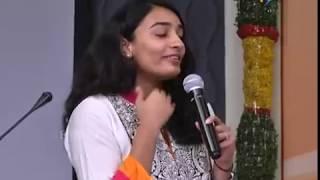 Anjana at Dr.Nayudamma Book Launch