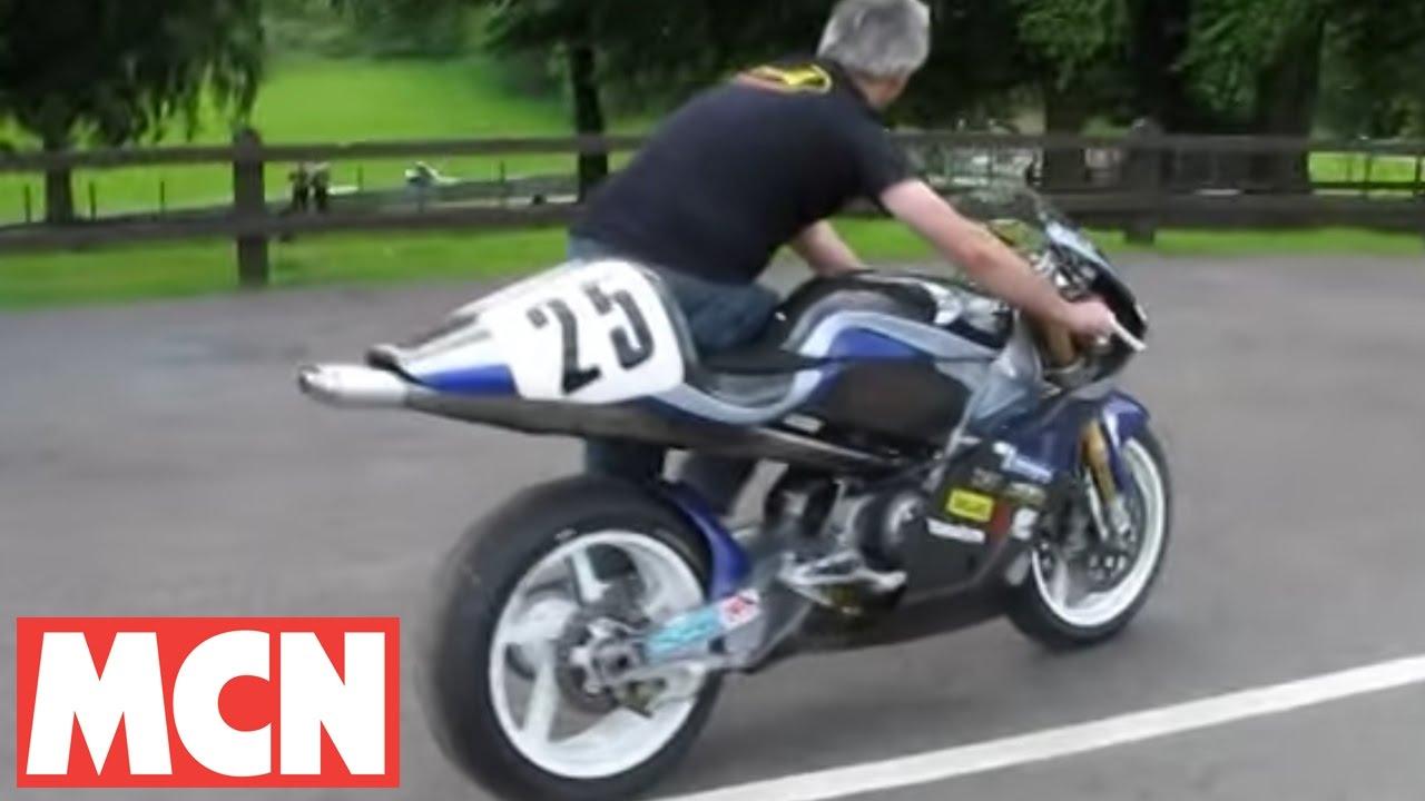 Tul-Aris 2-stroke racer
