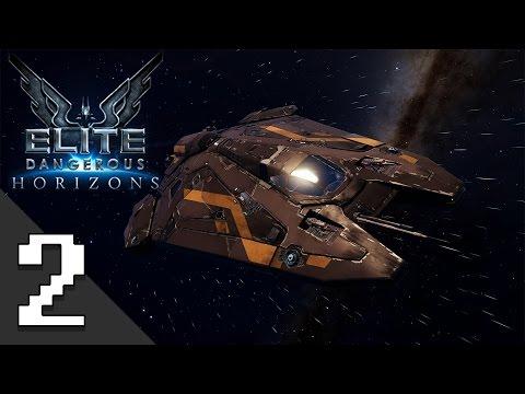 That Anaconda Don't Want None... - Elite: Dangerous Horizons - Episode 2