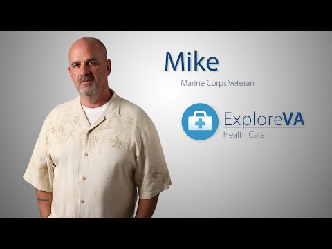 Mike turned his life around with VA programs for homeless Vets.
