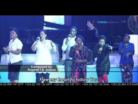 HOLY SPIRIT FREE ME TO FOLLOW YOU - By Emmanuel Singers