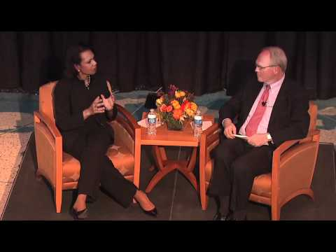 An Evening with Dr. Condoleezza Rice