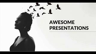 How to create creative splash effect in Microsoft PowerPoint. PPT tricks.