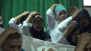 Indahnya Dhuha Jamaah Belajar Teknik Ruqyah ala Rasul