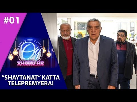 """Oq Shomlar  1-son """"Shaytanat"""" katta telepremyera! (22.03.2020)"""