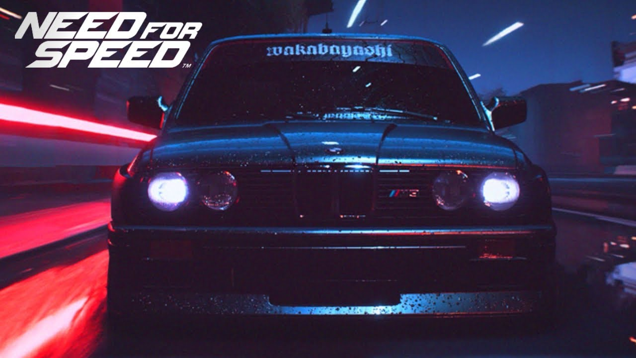 DANDO UMA VOLTA  DE BMW E-30 - NEED FOR SPEED 2015