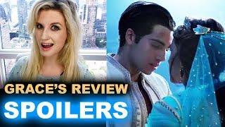 Aladdin Spoiler Review