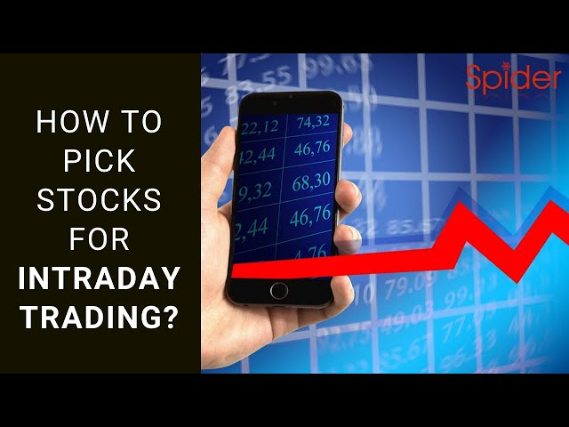 How to select Best Intraday Trading Stocks in just 5 minutes - Spider Software