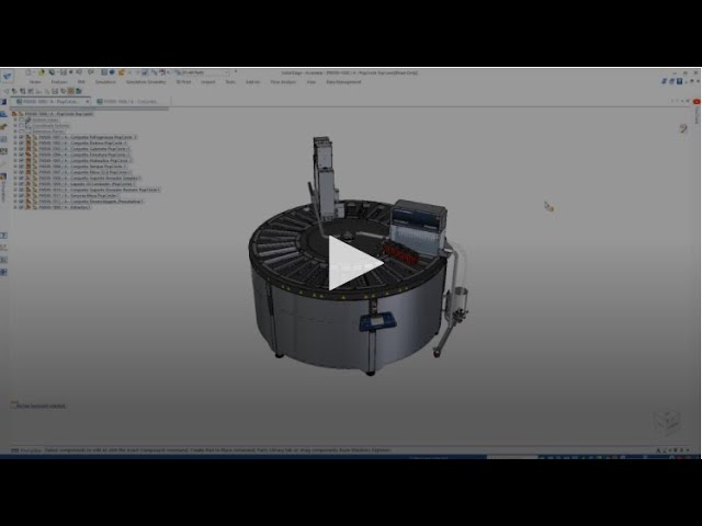 Solid Edge 2021 Simulation Video EN